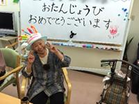 6月生まれのN様のお誕生日会